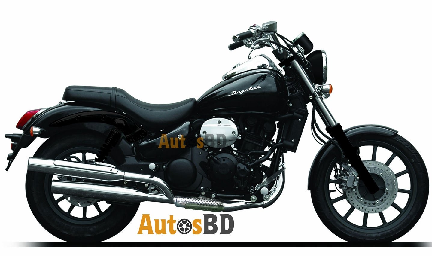 Daelim Daystar 2017 Motorcycle Specification