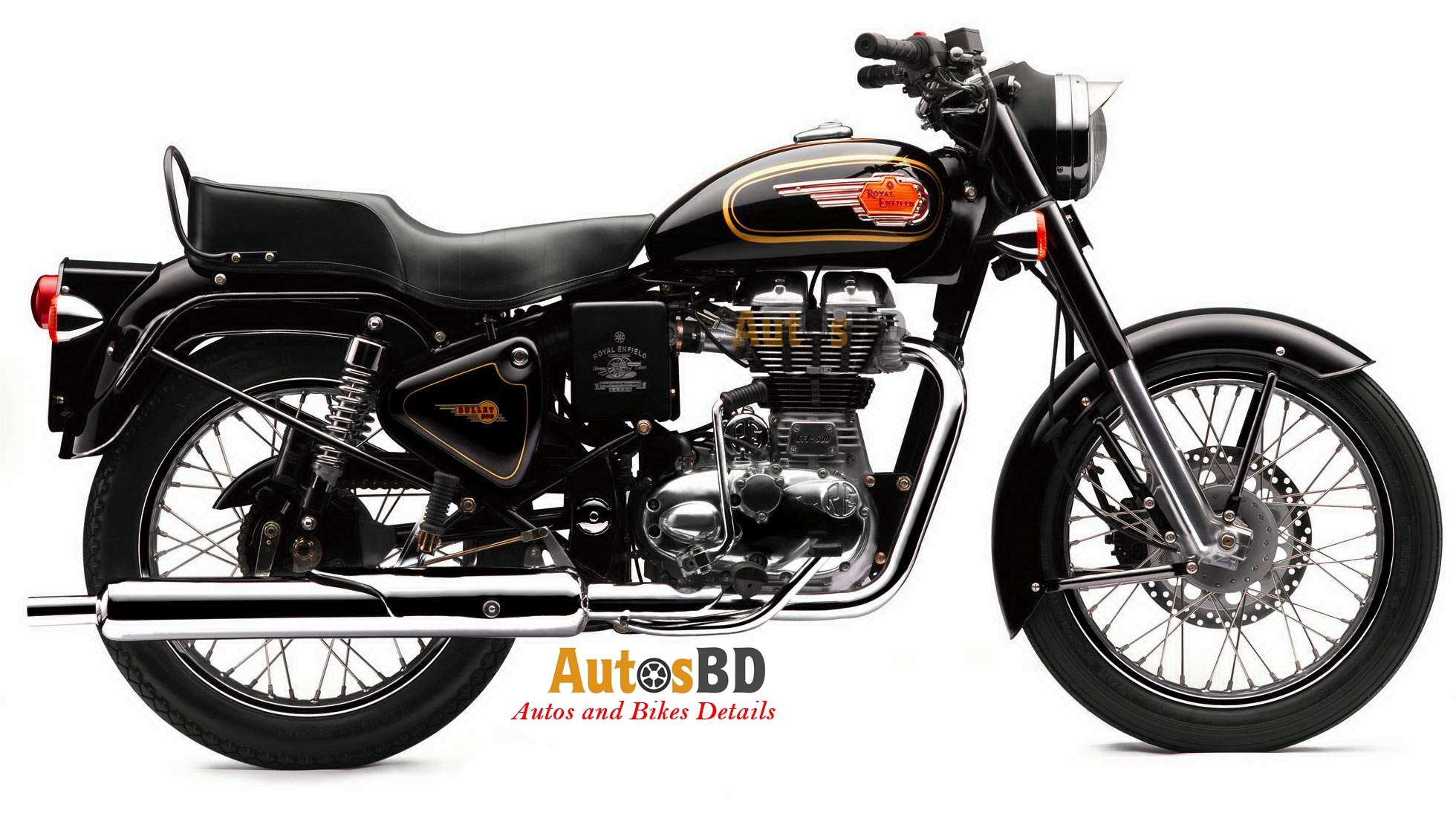 Royal Enfield Bullet 350 Motorcycle Specification