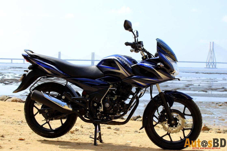 Bajaj Discover 150F Motorcycle Price in India