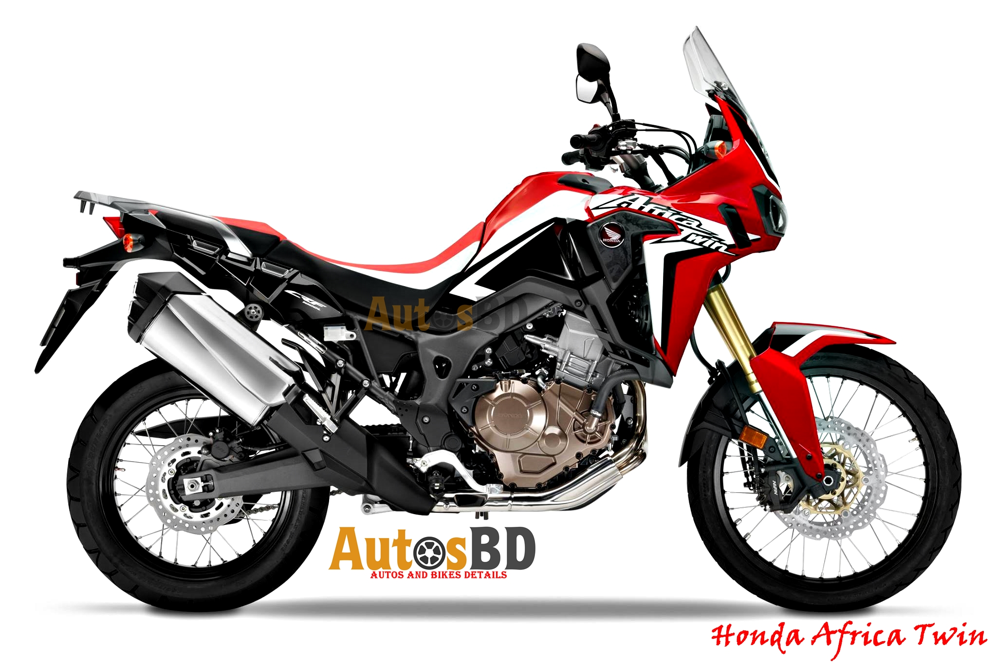 Honda Africa Twin Motorcycle Specification