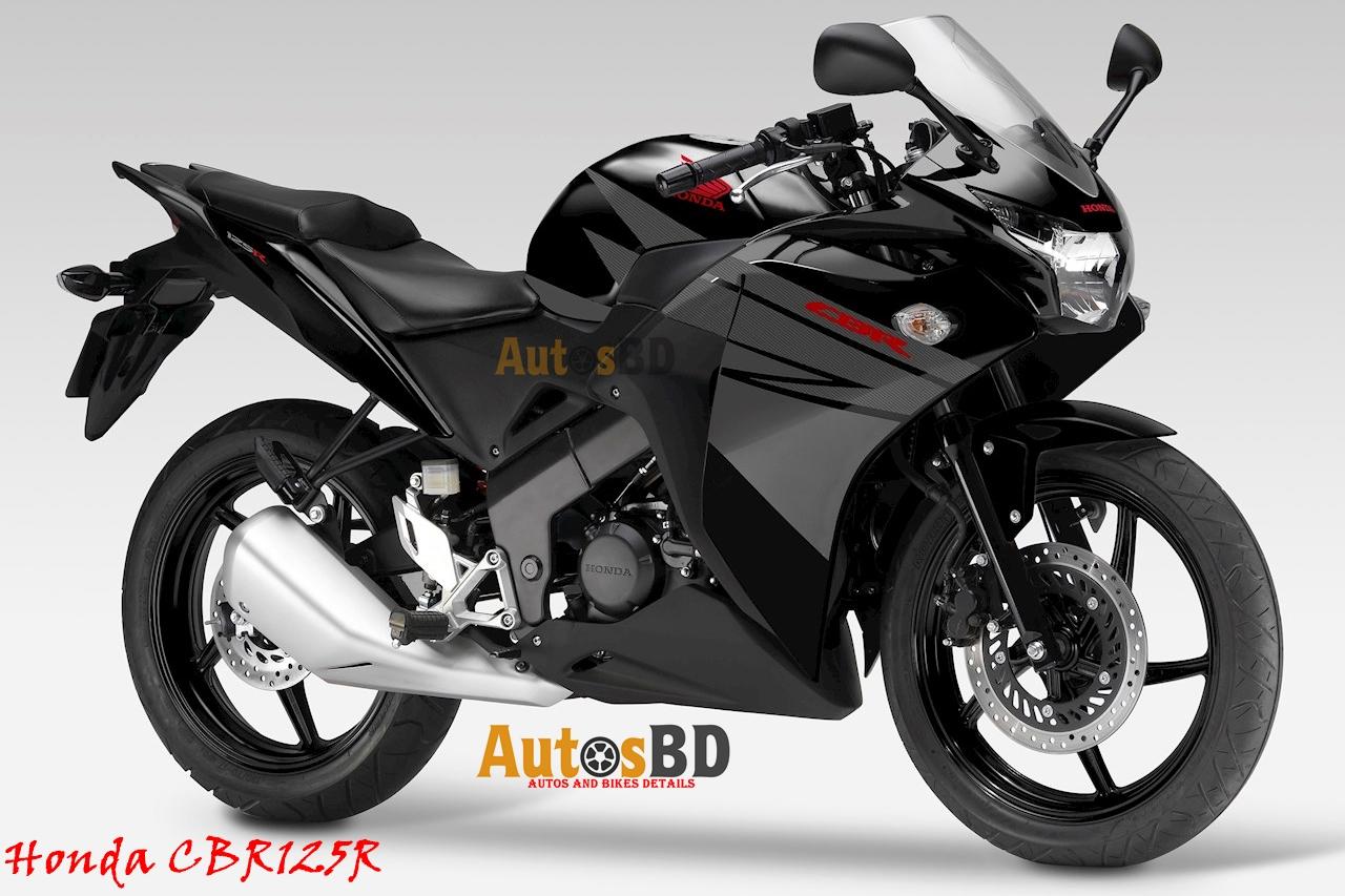 Honda CBR125R Motorcycle Specification