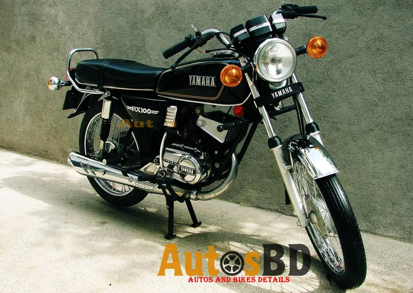 Yamaha RX 100 Motorcycle Specification