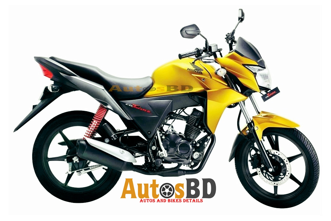 Honda CB Twister 110 Motorcycle Specification