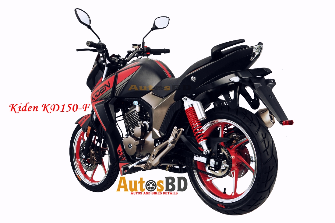 Kiden KD150-F Motorcycle Price in Bangladesh