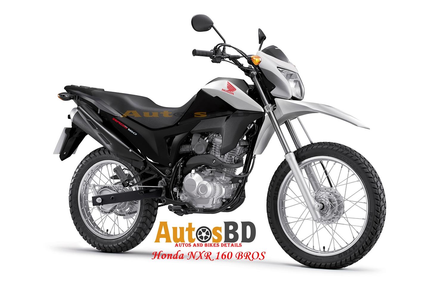 Honda NXR 160 BROS Motorcycle Specification