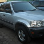 Honda CRV en Managua 1999 (4)