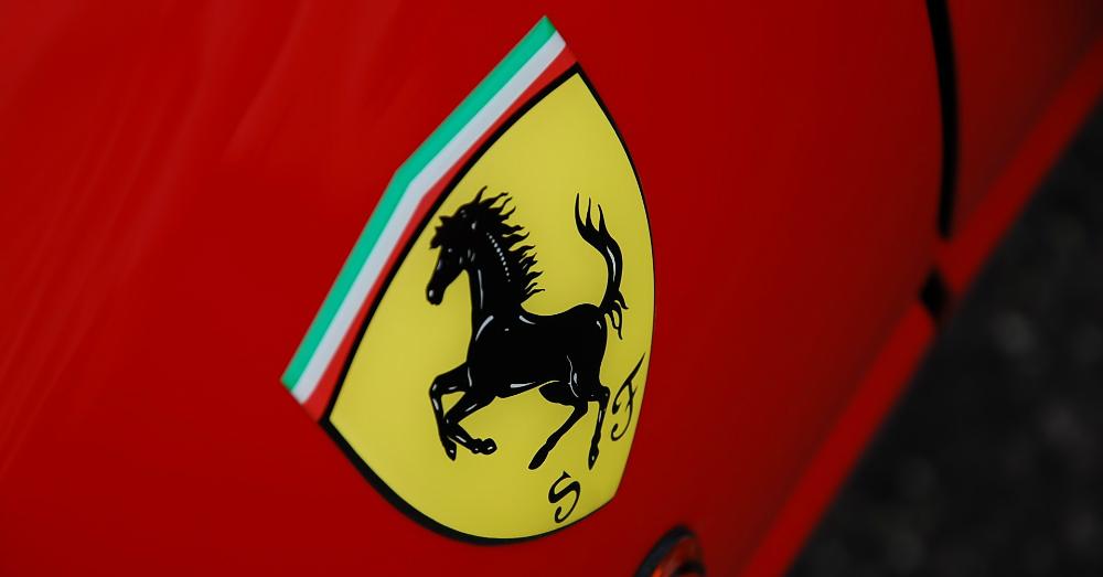 01.06.16 - Ferrari Logo