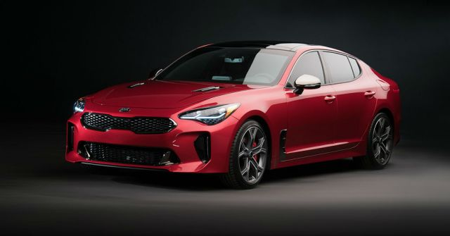 Get stung by this car: 2018 Kia Stinger