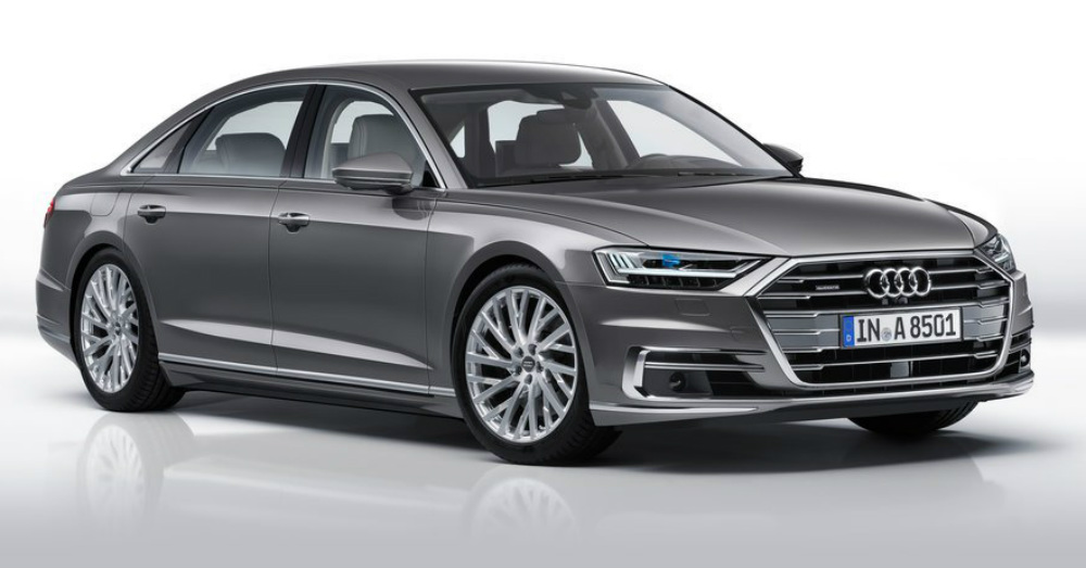 2018 Audi A8 Its Glorious at the Top