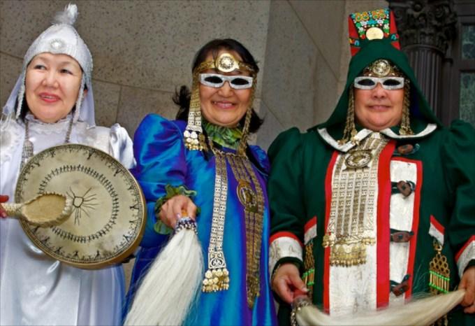 Avannaa's Ambassadors. Photo © 2012 Galya Morrell