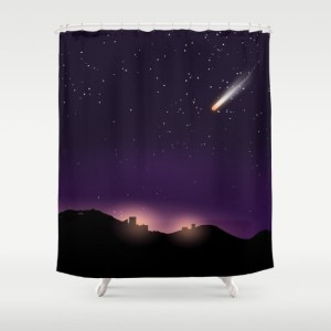 Reentry - Shower Curtain