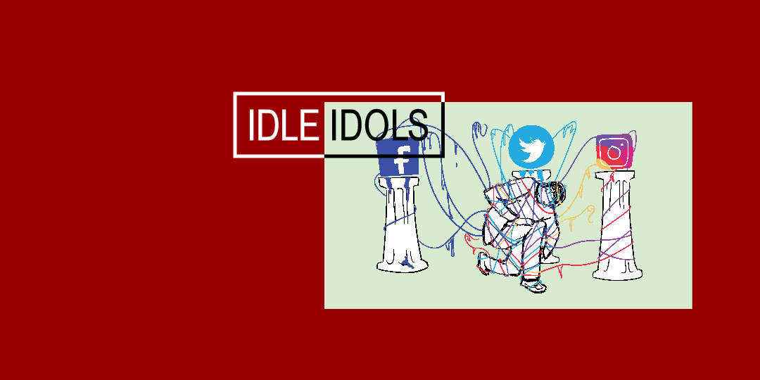 "New Art: ""Idle Idols"""