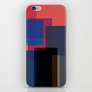 when the walls fall - iphone skin