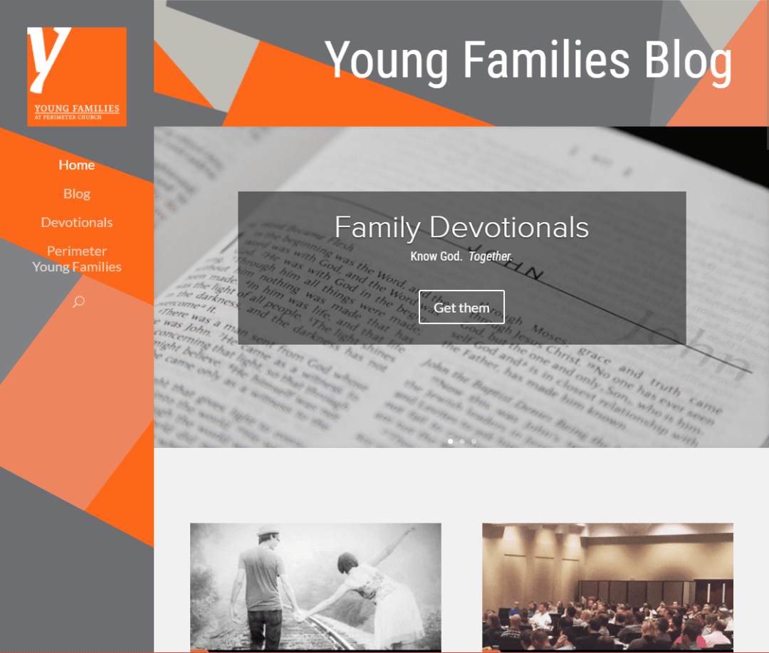 Young Families Blog - alex van rossum