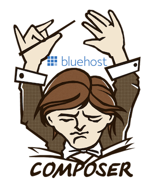 Install Composer on Bluehost