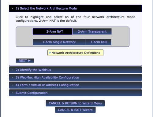 avanu webmux menu for microsoft exchange 2013