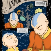 Avatar Porn Comics - Learning the sperm control