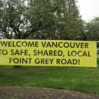 Vancouver's Seaside Greenway - Opening Party!