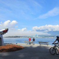 Stanley Park Seawall Bike Trail - An Average Joe Cyclist Trail Review