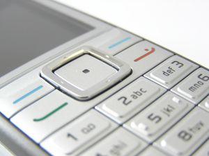 Nokia(?) Cel Phone