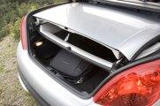 Peugeot 207 CC Boot