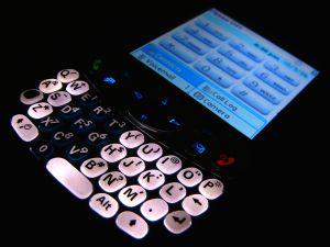 Palm Treo Smartphone