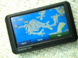Garmin Nuvi 765t Venice Map