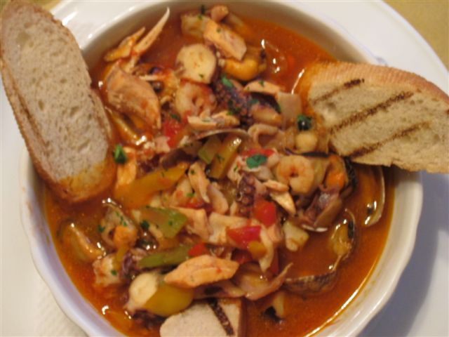 Cioppino in Venice