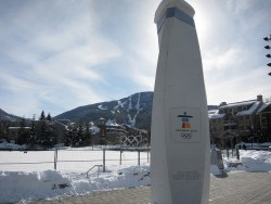 Whistler Olympic Cauldron 2011