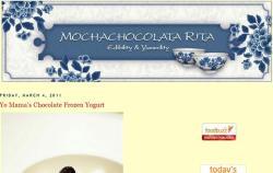 Mochachololatarita Food Blog