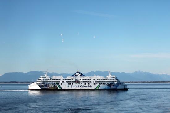 Spirit Class BC Ferry