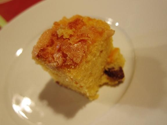 Olive Oil Cake at Officina della Bistecca