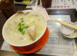 Congee Hong Kong Comfort Food