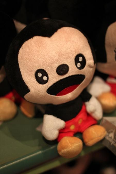 Modern Mickey Plushy