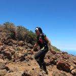 Mujeres corredoras en la Transvulcania 2013 (2)