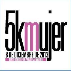 logo 5kmujer