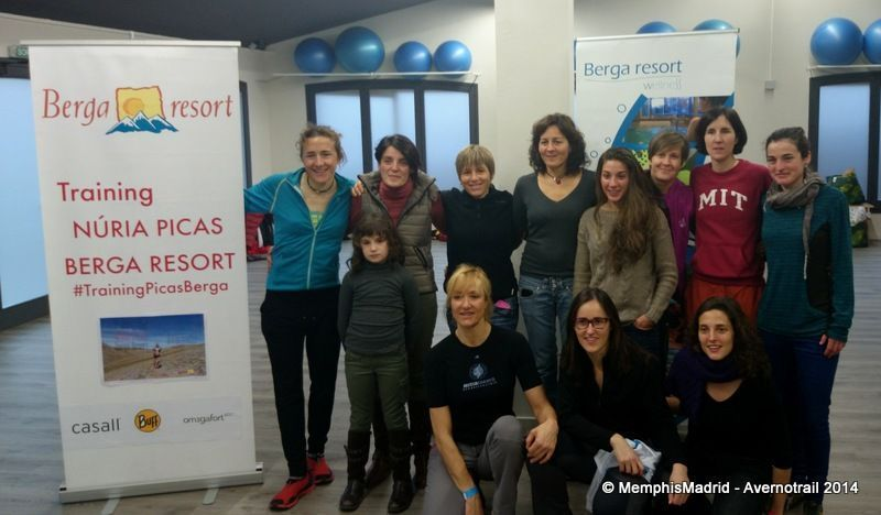 I Training Camp Nuria Picas-Berga Resort mujeres (87)