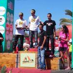 podio masculino advance
