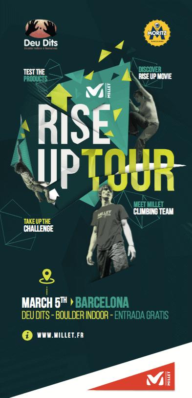 Rise up de millet2