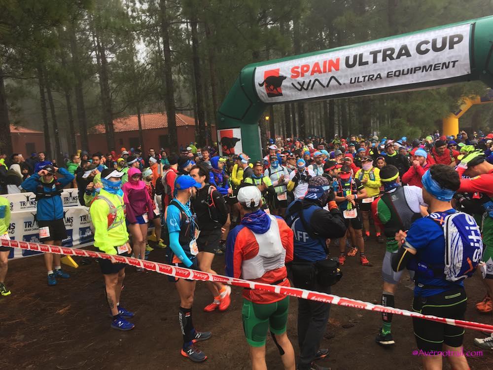 Maraton Transgrancanaria 201726