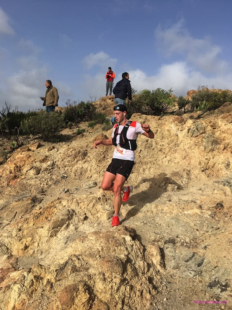 Maraton Transgrancanaria 201731