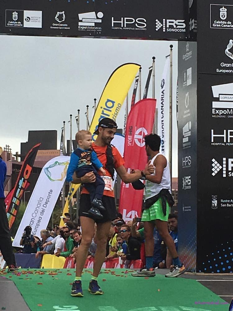 Maraton Transgrancanaria 201745