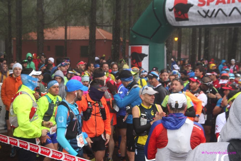 Maraton Transgrancanaria 20176