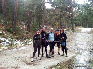 trail running mujeres