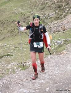 Mar Ferreras en el Desafio Cantabria 2012