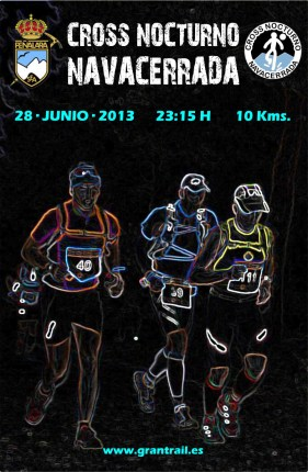 CROSS NOCTURNO NAVACERRADA 28 Junio 10km