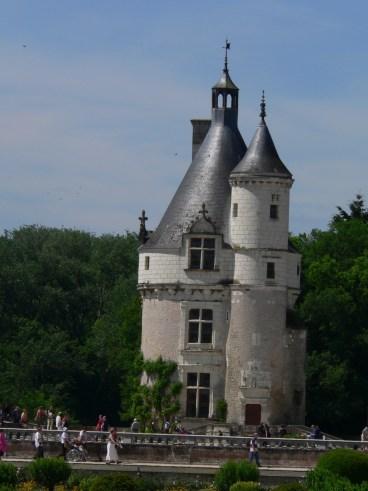 Gate House on the Loire
