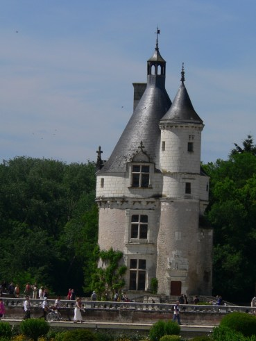 Gate House on the Loire