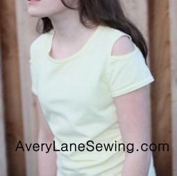 Sew Along : Ottobre Tee