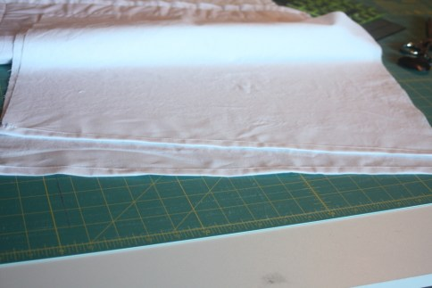 A tutorial for quilted sham
